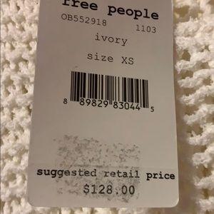 Free People Sweaters - Free People Halo Sweater w Dolman Sleeves NWT